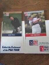New listing ProSet Golf Prototype Promo Cards
