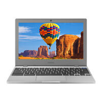 "NEW Samsung Chromebook 4 11.6"" HD Intel N4000 4GB RAM 32GB eMMC Google Assistant"