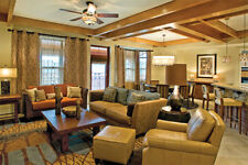 Wyndham Great Smokies Lodge, 4 BR Presidential Golf View, Sept 6-9 (3 Ngts)