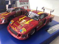 """Carrera Digital 132 30855 Porsche 935/78 """"Moby Dick"""" DRM Norisring 1981  NEU OVP"""