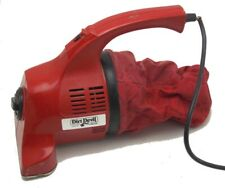 Dirt Devil Red Handheld Vacuum Royal Model 103 With Long Cord Made in USA Used