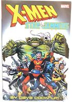 X-Men Starjammers By Dave Cockrum Chris Claremont Marvel Comics TPB Brand New