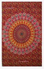 new design Hippie Indian Twin Wall Hanging big sun Bedspread Tapestry bohemian