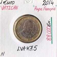 VATICAN - 1 Euro 2014 - Pape François // Pièce Neuve en qualité SUP