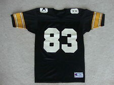 Vintage NFL Pittsburgh Steelers LOUIS LIPPS champion brand Jersey 44