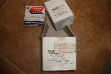 Original YAMAHA PISTON Kit 1980 YZ80 3R1-11630-12 1st Over 1
