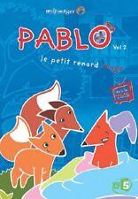 Pablo Le petit renard rouge volume 2 DVD NEUF SOUS BLISTER