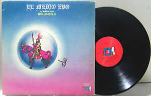 LP - El Medio Evo - Bolumen-3 - VENEZUELAN POP ROCK