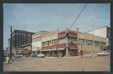 NY Jamestown CHROME PC 50s MAIN & 3RD STREET Woolworth Store by Thomas S19267-17