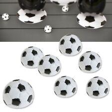 Fußball Deko, kleine Fußbälle zum Aufkleben, 6er Pck
