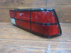 Mazda 626 Sedan: 1981, 1982, Right - Passenger Tail Light Assembly