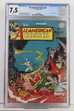 All-American Comics #92 - CGC 7.5 VF- DC 1947 -Green Lantern- 2nd HIGHEST GRADE!