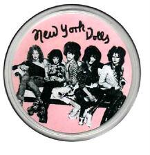 NEW YORK DOLLS  DRINKS COASTER. Glam Rock