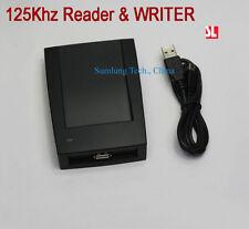 125KHz EM4100 EM4200 card Reader & Writer Programmer, ID copier access control