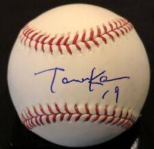 Masahiro Tanaka New York Yankees Signed OML Baseball JSA Authenticated