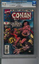 Conan the Barbarian the Usurper #1 CGC 9.2 12/97 0121834011