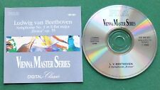 Beethoven Symphonie No 3 Eroica Henry Adolph Vienna Master Series CD
