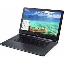 "Acer CB3-531-C4A5 15.6"" Laptop Intel 2.41GHz 2GB Memory 16GB SSD Drive Chrome OS"