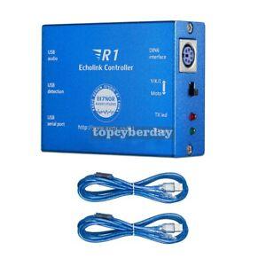 For Echolink Zello YY PSK31 Voice Interface Board Controller USB Sound Card Ver.