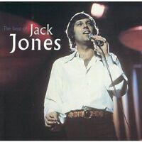 The Best of Jack Jones [MCA/Half Moon] by Jack Jones (CD, Jul-1997, Half Moon)
