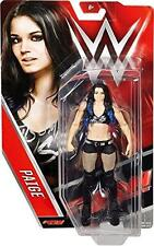 PAIGE (DIVA) WWE Mattel Basic Series 66 Action Figure Toy - Mint Packaging