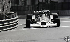 JAMES HUNT MCLAREN M26 LONG BEACH US GRAND PRIX WEST PHOTOGRAPH 1978 7