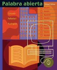World Languages: Palabra Abierta by María Isabel Rodríguez, Cecilia Colombi...