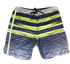 Nice Hurley Men's Board Shorts Size 38- 100% Polyester