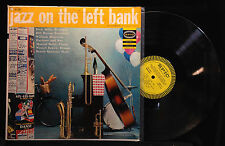Various-Jazz On The Left Bank-Epic 3387-MARTIAL SOLAL