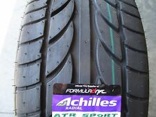 2 New 235/40ZR18 Achilles ATR Sport Tires 235 40 18 2354018 R18