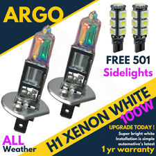 H1 Xenon Ultra Blanco 100w principal cabeza del haz de cruce Faro Luz Lateral Bombillas LED de 501