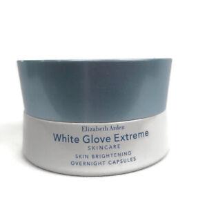 Elizabeth Arden White Glove Extreme Skin Brightening Overnight 21 Capsules