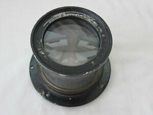 "Large Format Lens Voigtlander & Sohn New York Heliar 9 1/2"" f4.5"