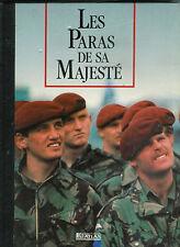 """Collectif : Les Paras de sa Majesté """" Les Seigneurs de la Guerre """" Atlas"""