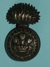 RARE ROYAL WELSH FUSILIERS VOLUNTEER/ MILITIA CAP BADGE - 100% ORIGINAL!!!