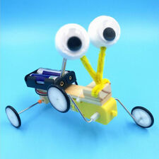 Funny Electric Robot Reptile Model Science Experiment Toy Assemble Kits Kids Toy