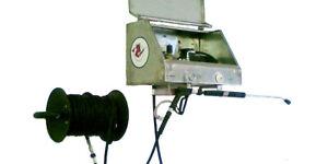 Boats pressure washer , Storm Saltwater Cabinet – 415v