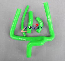FOR Honda CR250 CR250R 2002-2008 04 2005 2006 2007 silicone radiator hose GREEN