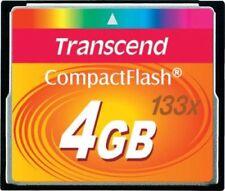 Cartes mémoire Transcend compactflash i pour appareil photo et caméscope
