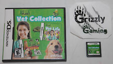 USED Animal Planet Vet Collection Nintendo DS Canadian Seller!! Free S/H!!!