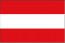 Austria 8x5 Giant National Flag Austrian