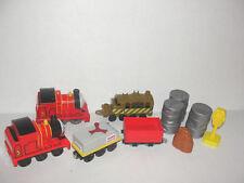 Thomas & Friends Trains, Barrels, Fog Horn train car Assorted items Gullane Tomy