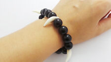 Inuyasha Cosplay Bracelet Black Kotodama no Nenju Beads of Subjugation