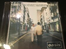 CD Oasis (What's The Story) Morning Glory  EPIC Records