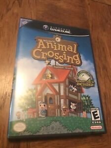 Animal Crossing Complete with Memory Card (Nintendo GameCube, 2002)