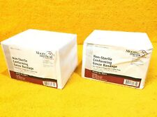 "LOT of (24) MOORE MEDICAL 4"" x 4.1 yd. ROLLS CONFORMING GAUZE BANDAGE 80874"