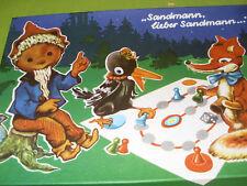 """DDR Spiel """"Sandmann, lieber Sandmann ..."""" Würfelspiel"""