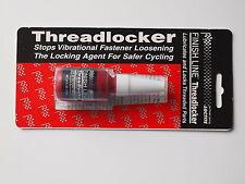Finish Line threadlocker, tornillos de copia de seguridad