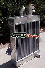 aluminum radiator FOR Triumph GT6 2.0L 1966-1973 1967 1968 1969 1970 62MM