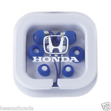 Honda Color Pop Ear Buds With Microphone - Headphone Headphones Earbuds Mic